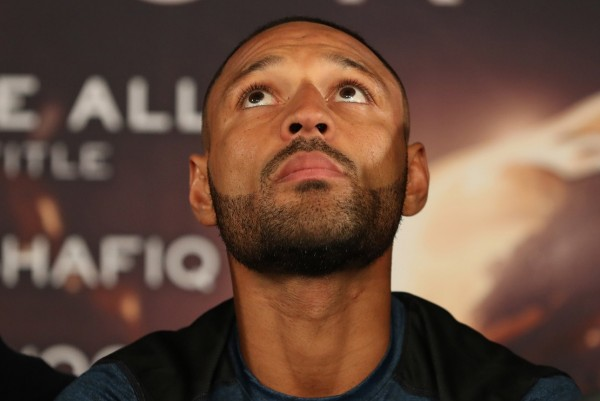 Kell Brook stops Sergey Rabchenko in junior middleweight debut