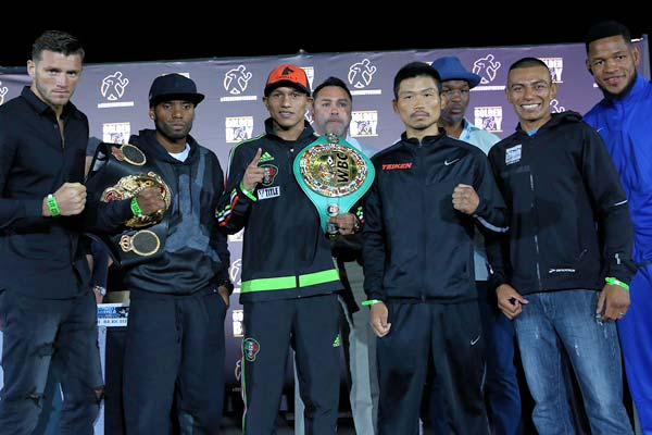 Miguel Berchelt beats Takashi Miura to retain WBC world-super-featherweight title