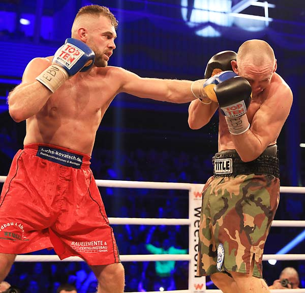 Boxing News: Boesel Beats Demchenko For EBU Title » April