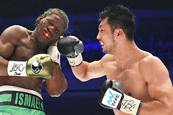 Murata gains revenge, world title