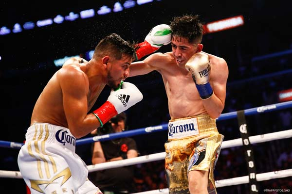 Leo Santa Cruz vs. Abner Mares fight: Live results, updates, highlights, Showtime boxing