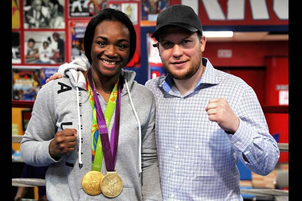 Olympic boxing champion Claressa Shields defeats Tori Nelson