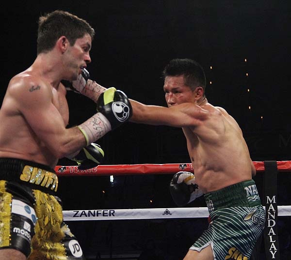 Boxing News: Undercard Results From Las Vegas