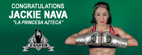 Zanfer Promotions Boxing News Ad