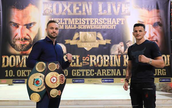 Boxing News Bosel To Defend Wba Belt Against Krasniqi October 9 2020