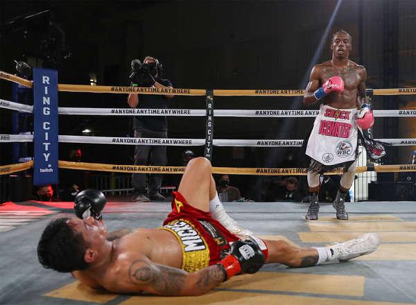 Boxing News: Foster TKOs Roman; Herandez, Zepeda win » December 1, 2020